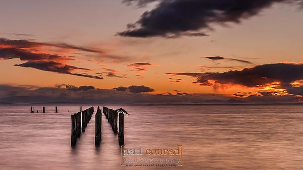 Point Roberts Sunset 1