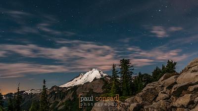 Artist Point Night Photography