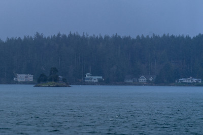North Coast of  Decatur Island -  0843