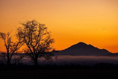 Sunrise Mount Baker - 0181