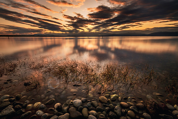 First Autumnal Sunrise