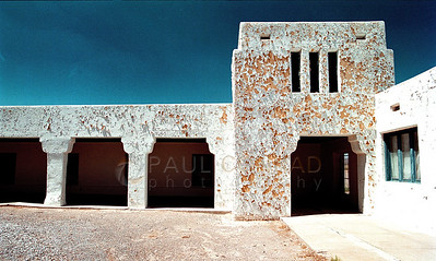 © Paul Conrad/Pablo Conrad Photography - The Amargosa Hotel in Death Valley Junction south of Death Valley, Calif.