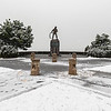 The Safe Return Memorial at Zuanich Point Park in Bellingham, WA
