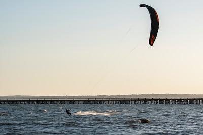 Kiteboarder Shad Malone 1