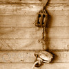© Paul Conrad/Pablo Conrad Photography<br /> <br /> An old block and tackle hang inside a dilapidated barn in Everson, Wa.
