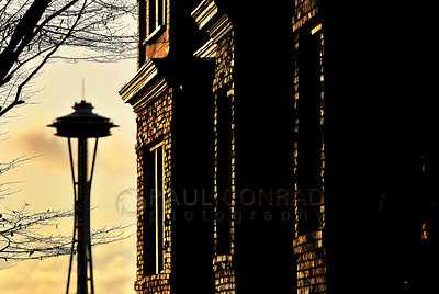 Images from Seattle from Thursday afternoon March 3, 2011.