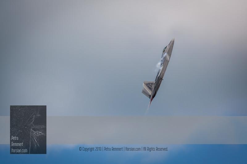 """F-22 Raptor - Major Dave """"Zeke"""" Skalicky"""