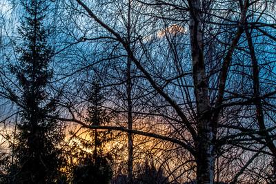 Sunrise 29.11.2015