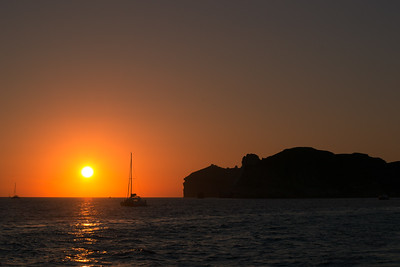 Santorini  - Sunset - Sunrise