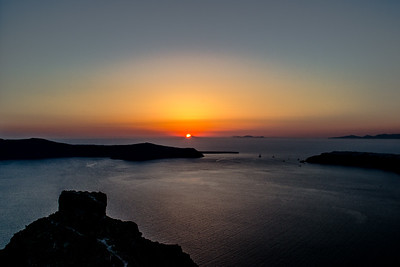 Santorini  - Sunset - Sunrise