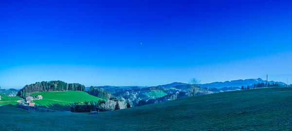 Landscape Picture - Herisau - Lehn