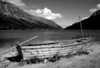 Lake Bennett in the Yukon, Canada, #0077
