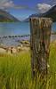 Lake Bennett, Alaska, Yukon; #0154