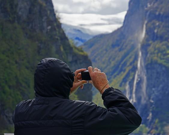 The Norwegian fjords, #0365