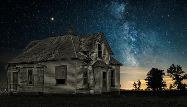 Minnesota Milky Way, #1799
