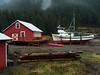 Boat landing at Icy Strait, Alaska, #0075