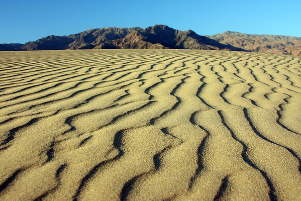Sand dunes of Stovepipe Wells, Death Valley, #California, 0086