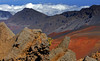 Haleakala Crater on Maui, #0104