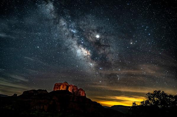 Sedona Milky Way