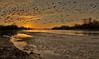 Sunset Sandhills