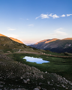 An Evening in Rocky Mountain National Park