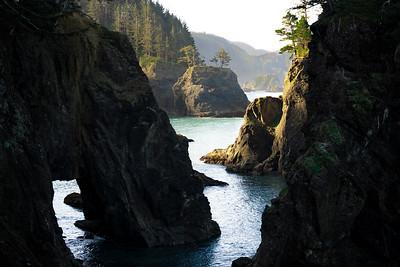 Samual H Boardman, Oregon