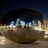 Millennium Park Cloud Gate, Chicago