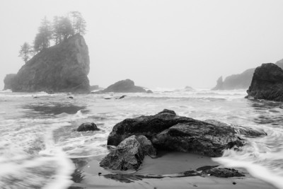 La Push, WA Second Beach