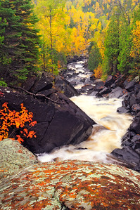 River at Lutsen