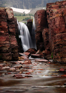Three Waterfalls