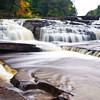 Manido Falls, Presque Isle River