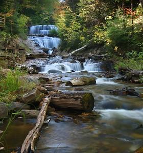 Sable Falls, Sable River
