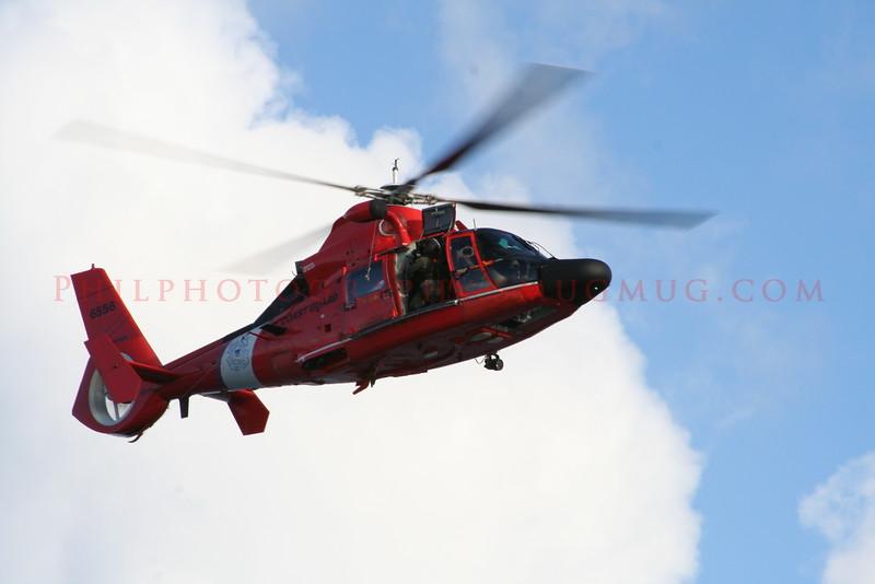 Rescue at sea (U.S. Coast Guard)
