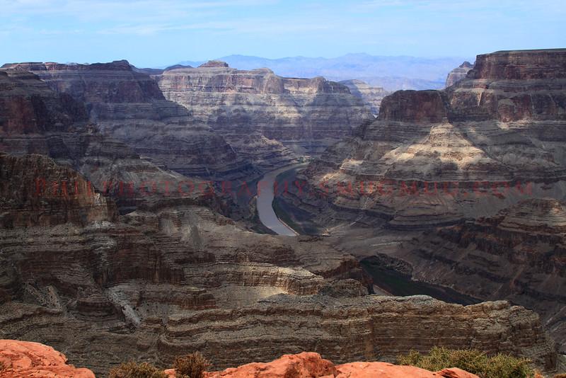Grand Canyon + Colorado River