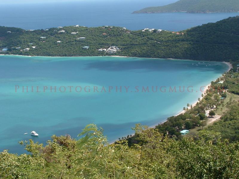 Megan's Beach, St. Thomas U.S. Virgin Islands
