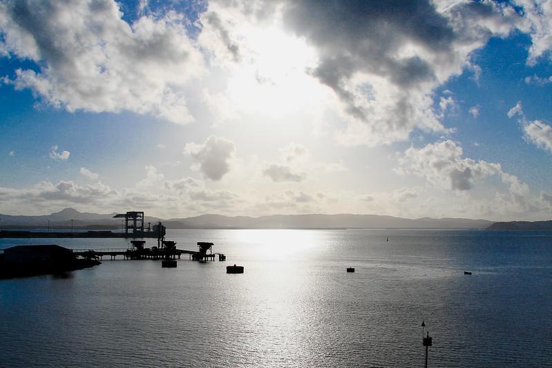 Martinique's Sunrise