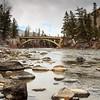 Bridge over the water. 8226