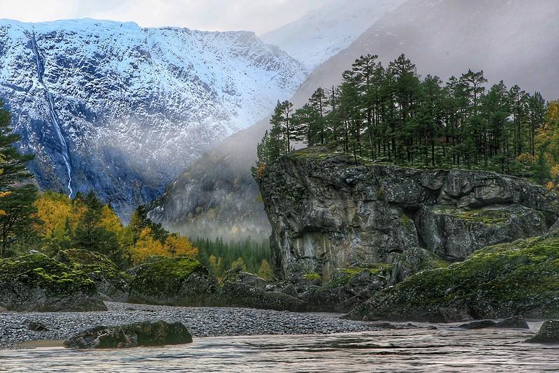 River Rauma, Romsdal Norway