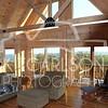 Stargazer Cabin - Living Room