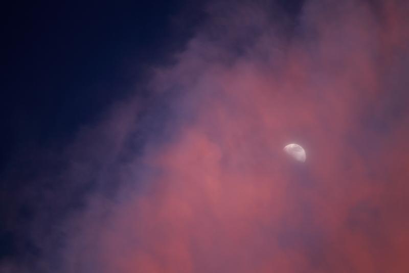 Half Moon Rising