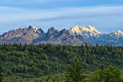 Craggy Alaska
