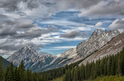 Peaks of the Kananaskis