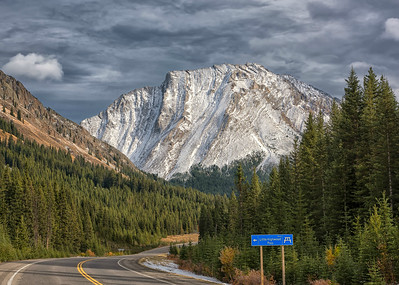 Little Highwood Pass