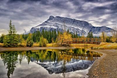 Cascade Pond, Banff