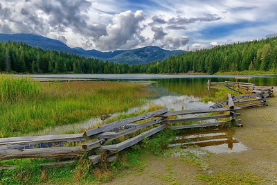 Whistler's Lost Lake