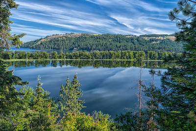 The River That Flows Thru a Lake