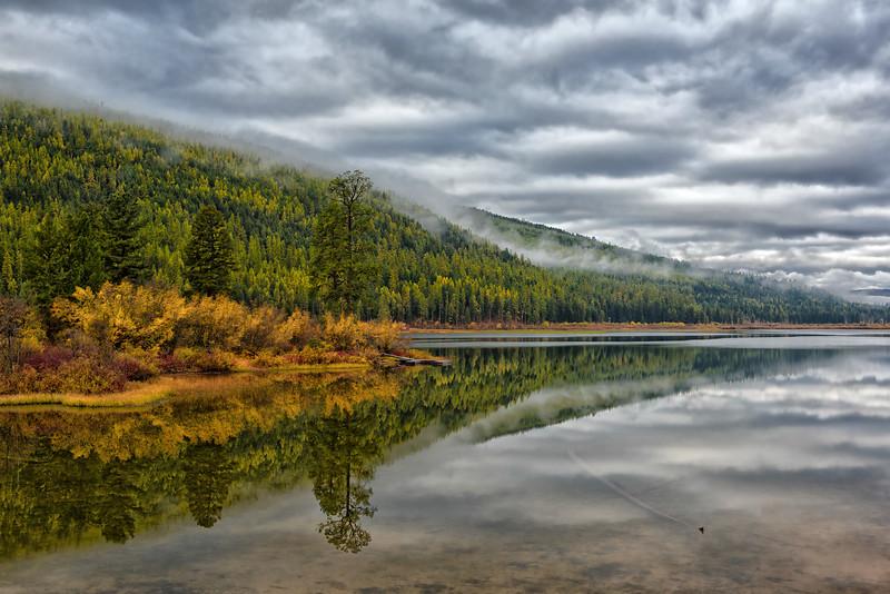 Layered Reflections