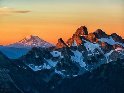 A Fine Mountain Morning