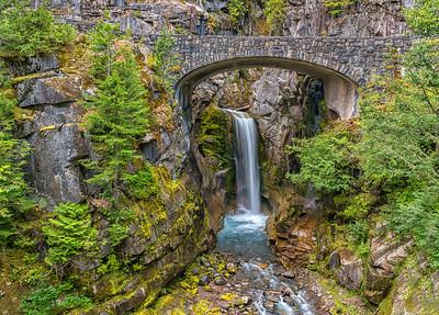 Van Trump Creek Waterfall