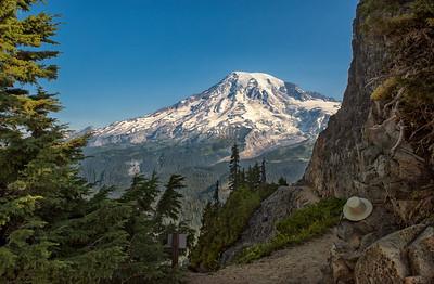 Hats Off to Mt. Rainier